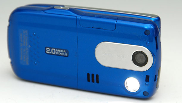 画质超清晰的拍照手机夏普SH900i试用